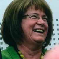 Margaret Bowler smiling